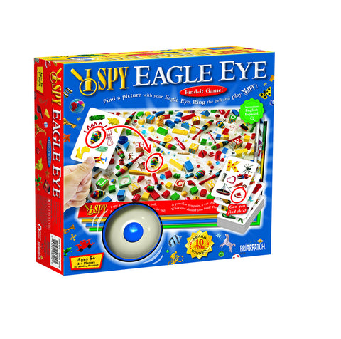 Briarpatch - I Spy Eagle Eye | KidzInc Australia | Online Educational Toy Store