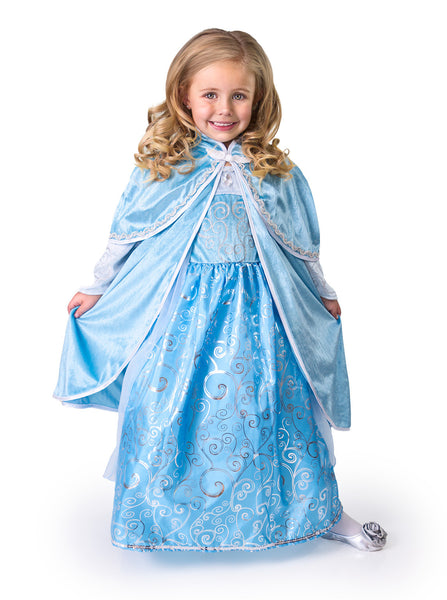 Little Adventures - Ice Princess Girls Costume | KidzInc Australia | Online Educational Toy Store