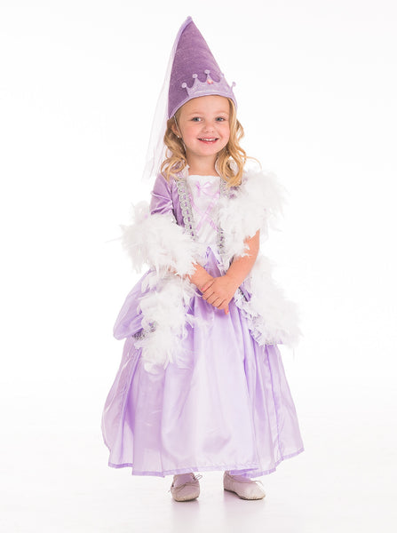 Little Adventures - Royal Rapunzel Girls Costume | KidzInc Australia | Online Educational Toy Store