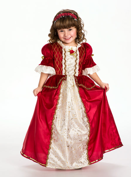 Little Adventures - Winter Beauty Girls Costume | KidzInc Australia | Online Educational Toy Store