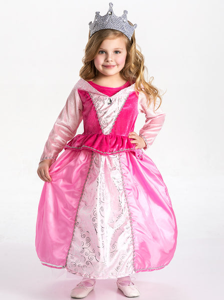 Little Adventures - Sleeping Beauty Girls Costume | KidzInc Australia | Online Educational Toy Store