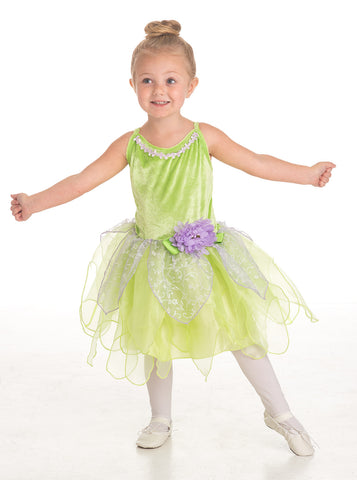 Little Adventures - Tinkerbell Fairy Girls Costume | KidzInc Australia | Online Educational Toy Store