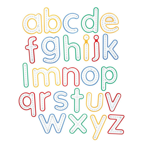 Write and Wipe - Letters Lowercase | KidzInc Australia | Online Educational Toy Store