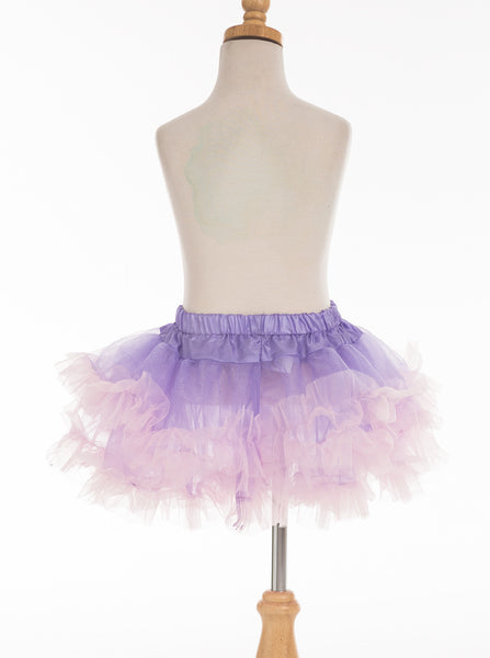 Little Adventures - Lilac and Pink Fluffy Girls Tutu | KidzInc Australia | Online Educational Toy Store