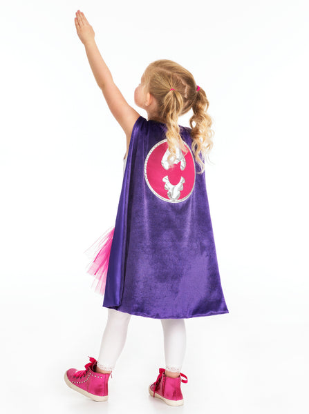 Little Adventures - Girls Bat Cape | KidzInc Australia | Online Educational Toy Store