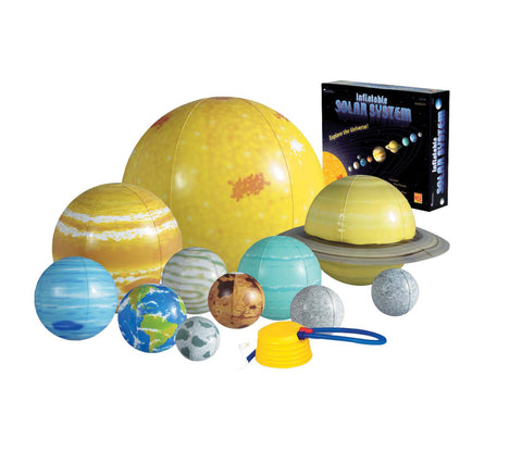 Learning Resources - Inflatable Solar System Set | KidzInc Australia | Online Educational Toy Store