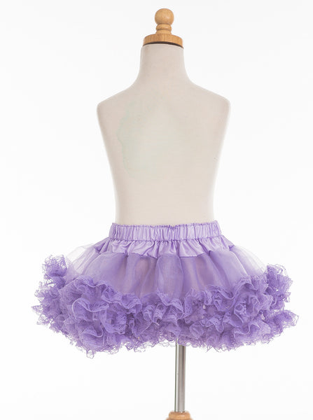 Little Adventures - Fluffy Lace Tutu Lavender | KidzInc Australia | Online Educational Toy Store