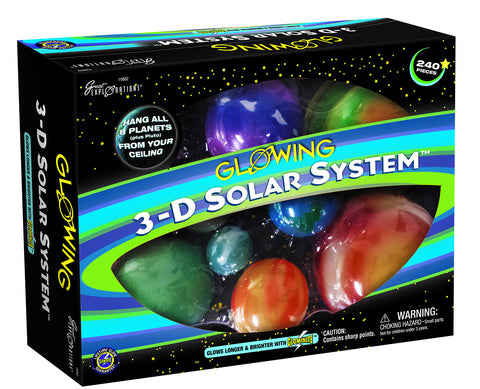 Great Explorations - 3-D Solar System | KidzInc Australia | Online Educational Toy Store