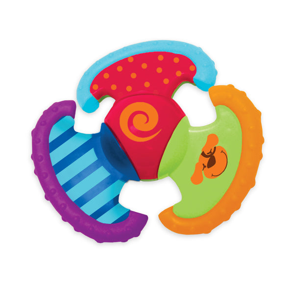 Manhattan Toy - Baby: Turn & Discover Rattle | KidzInc Australia | Online Educational Toy Store