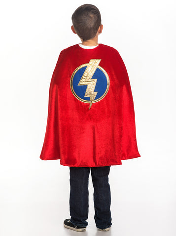 Little Adventures - Red Hero Boys Cape | KidzInc Australia | Online Educational Toy Store