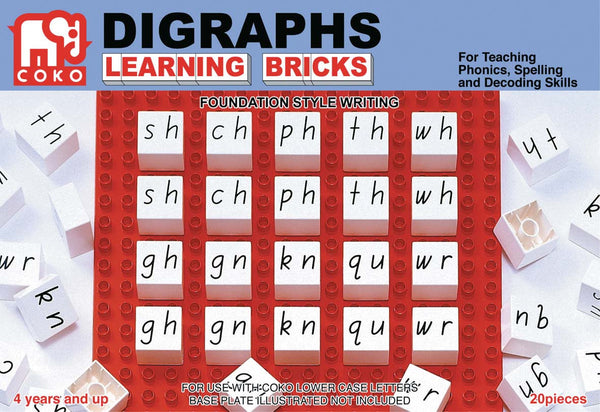 COKO - Digraphs | KidzInc Australia | Online Educational Toy Store