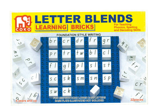 COKO - Letter Blends | KidzInc Australia | Online Educational Toy Store