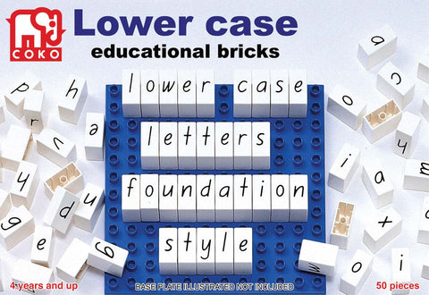 COKO - Lowercase Letters | KidzInc Australia | Online Educational Toy Store