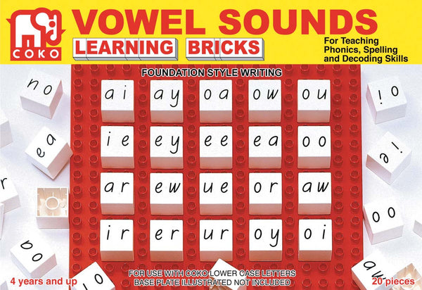 COKO - Vowel Sounds | KidzInc Australia | Online Educational Toy Store