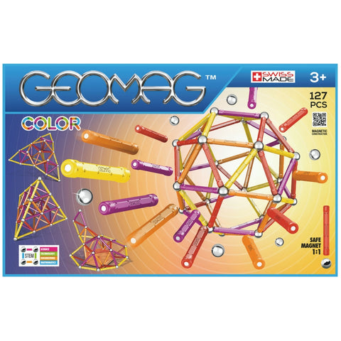 GeoMag - Colour/Color 127 | KidzInc Australia | Online Educational Toy Store