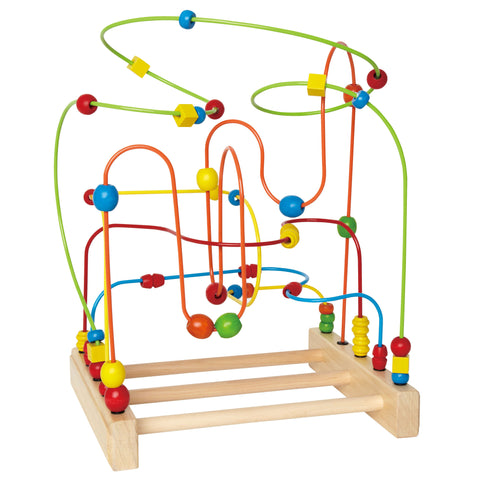 Hape - Original Super Marble Maze | KidzInc Australia | Online Educational Toy Store