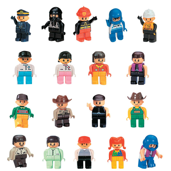 COKO - Occupation Figures | KidzInc Australia | Online Educational Toy Store