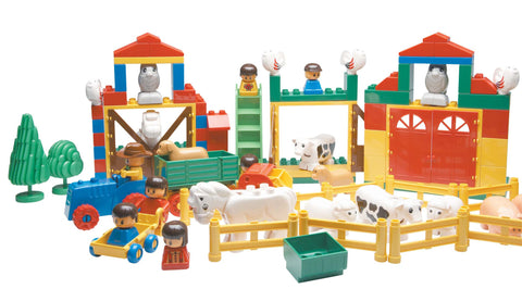 COKO - Farm Set | KidzInc Australia | Online Educational Toy Store
