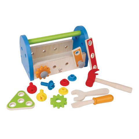 Hape - My First Tool Box | KidzInc Australia | Online Educational Toy Store