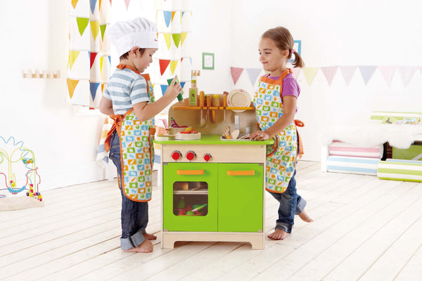 Hape - My Giant Kitchen | KidzInc Australia | Online Educational Toy Store