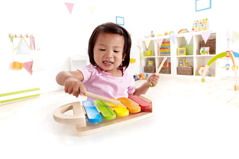 Hape - Early Melodies Xylophone | KidzInc Australia | Online Educational Toy Store