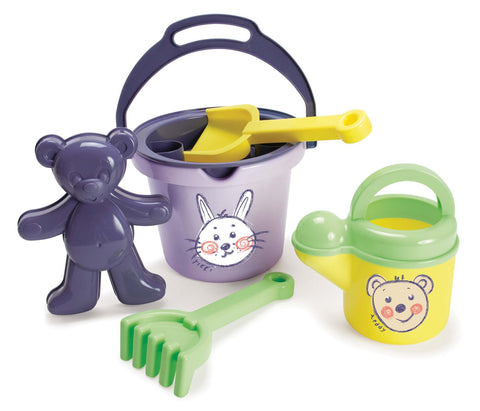 Dantoy - Forest Friends Buckets | KidzInc Australia | Online Educational Toy Store