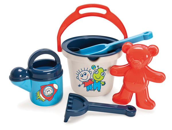 Dantoy - Space Adventure Bucket | KidzInc Australia | Online Educational Toy Store