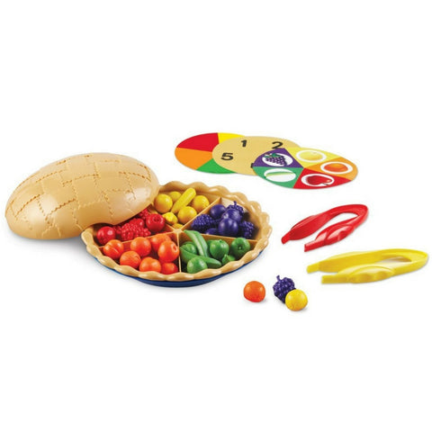 Learning Resources - Super Sorting Pie | KidzInc Australia | Online Educational Toy Store