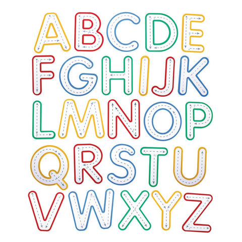 Write and Wipe - Letters Uppercase | KidzInc Australia | Online Educational Toy Store