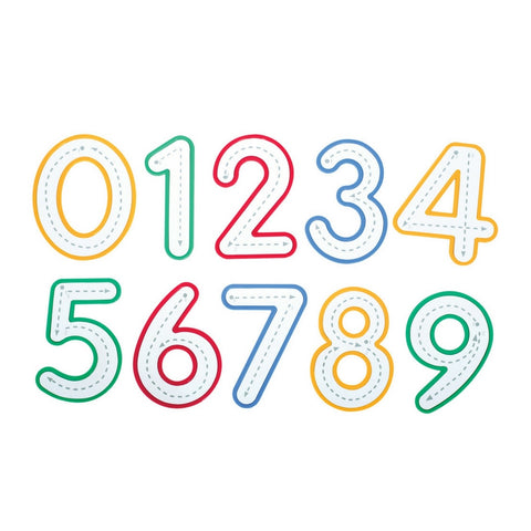 Write and Wipe - Numbers | KidzInc Australia | Online Educational Toy Store