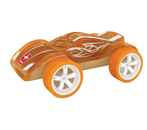 Hape -  Mini Twin Turbo | KidzInc Australia | Online Educational Toy Store