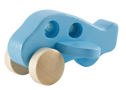 Hape Little Plane | KidzInc Australia | Online Educational Toy Store