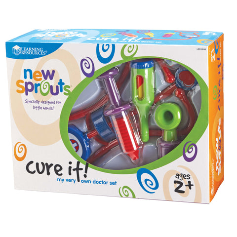 Learning Resources - New Sprouts Cure It | KidzInc Australia | Online Educational Toy Store