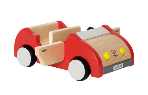 Hape -  Family Car | KidzInc Australia | Online Educational Toy Store
