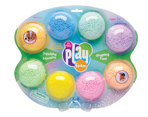 Learning Resources - Playfoam Combo (8 Colours) | KidzInc Australia | Online Educational Toy Store