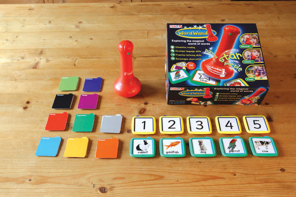 WordWand - Starter Set | KidzInc Australia | Online Educational Toy Store