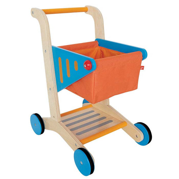 Hape - Shopping Cart | KidzInc Australia | Online Educational Toy Store