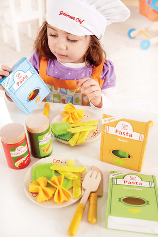 Hape -  Pasta Set | KidzInc Australia | Online Educational Toy Store