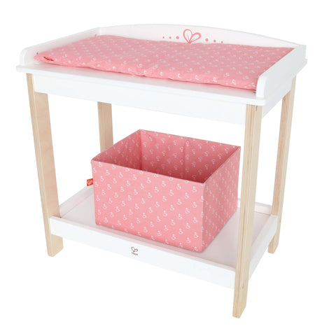 Hape - Baby Changing Table | KidzInc Australia | Online Educational Toy Store