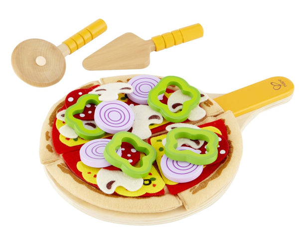 Hape - Homemade Pizza | KidzInc Australia | Online Educational Toy Store