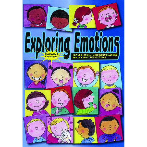 Exploring Emotions Book | KidzInc Australia | Online Educational Toy Store