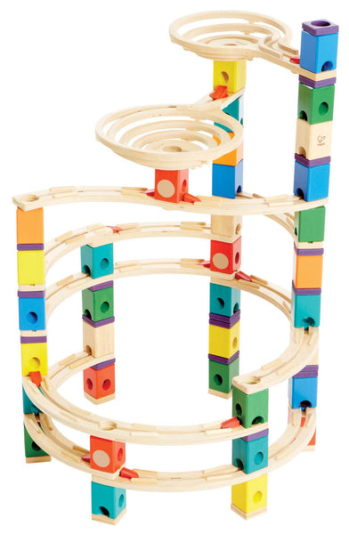 Hape Quadrilla The Cyclone Set (198 Pieces) | KidzInc Australia | Online Educational Toy Store