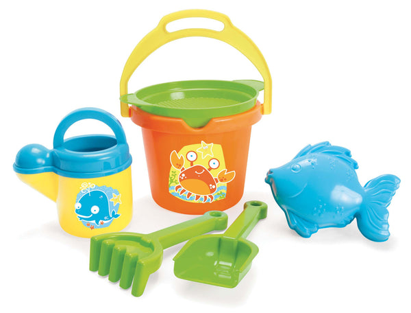 Dantoy - Summer Watering Can Set | KidzInc Australia | Online Educational Toy Store
