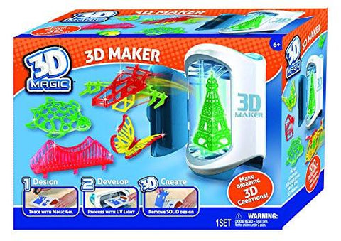3D Magic - 3D Maker - KidzInc Australia | Online Educational Toy Store