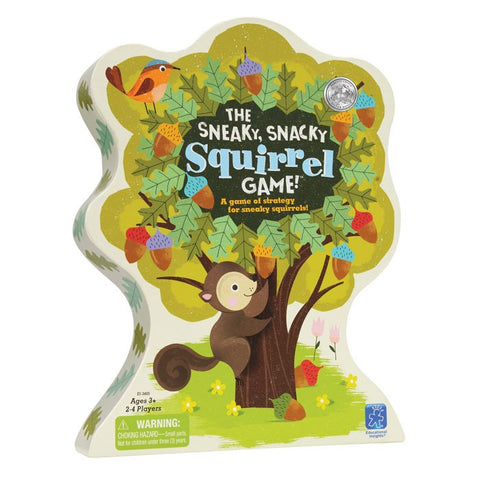 Learning Resources - The Sneaky Snacky Squirrel Game | KidzInc Australia | Online Educational Toy Store