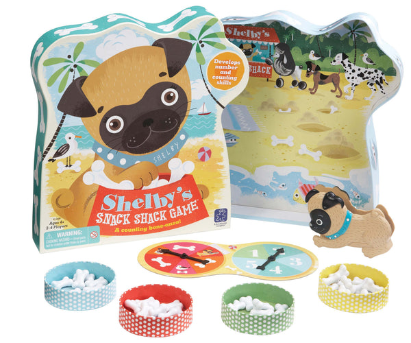 Learning Resources - Shelby's Snack Shack Game | KidzInc Australia | Online Educational Toy Store