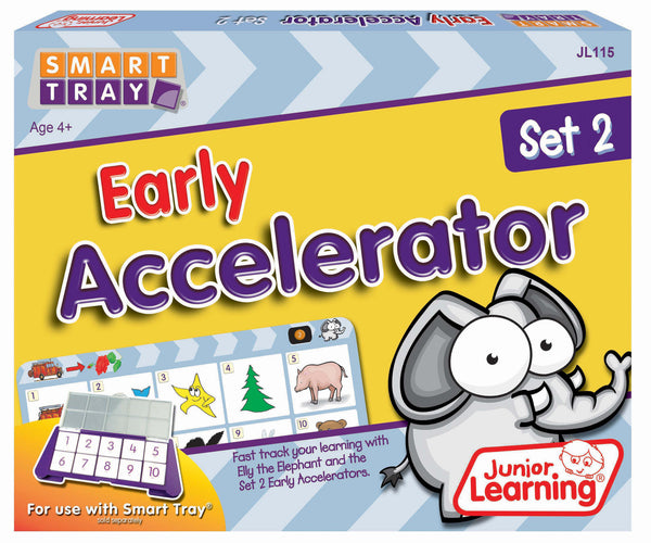Junior Learning - Early Accelerator Set 2 | KidzInc Australia | Online Educational Toy Store