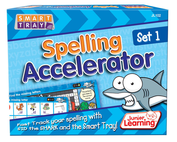 Junior Learning - Spelling Accelerator Set 1 | KidzInc Australia | Online Educational Toy Store