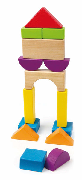 Hape - City Planner Blocks | KidzInc Australia | Online Educational Toy Store