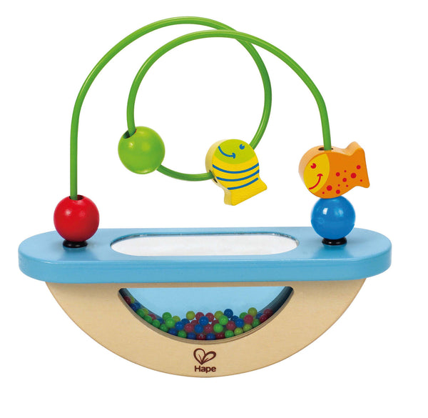Hape Fish Bowl Fun Maze | KidzInc Australia | Online Educational Toy Store